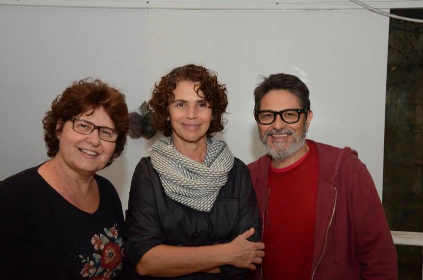 Janete Scarani, Thelma Innecco e Raimund