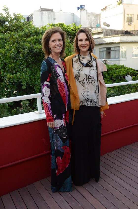 Cristina Paulino e Toia Lemann 1