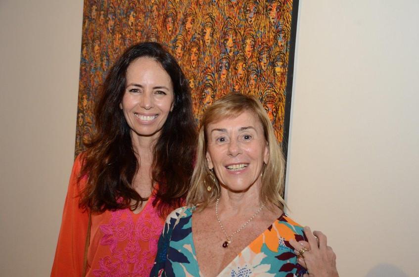 Beth Modesto e Angela Valle