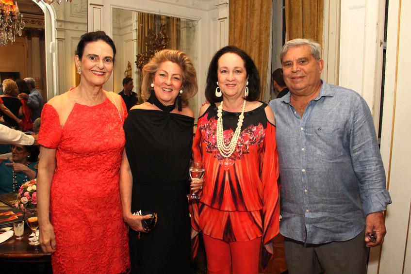Maria Jose Sucupira, Margaret Padilha, B