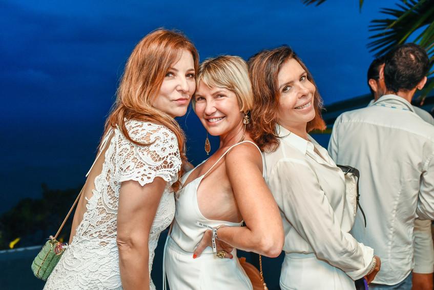 Pinha Mello Franco, Karina Vasilcovsky e