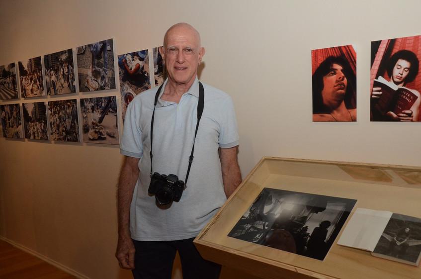 Thomas Valentim e sua foto