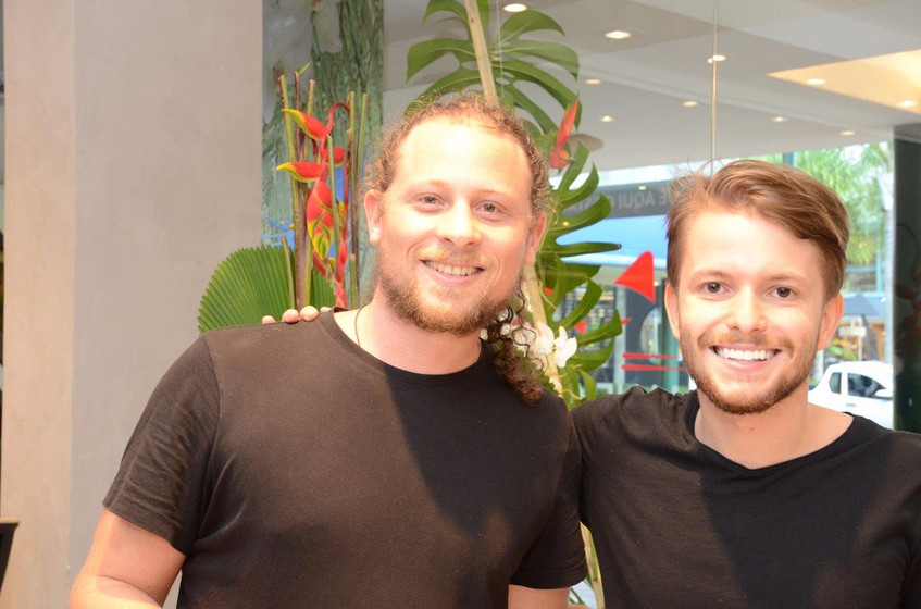 Leandro Libman e Victor Niskier