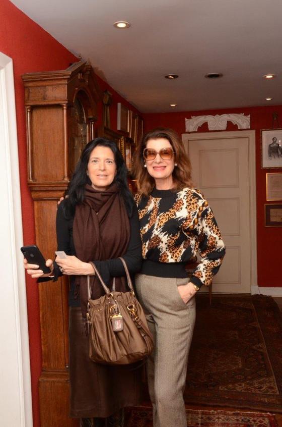 Paula Cleophas e Fernanda Basto  1