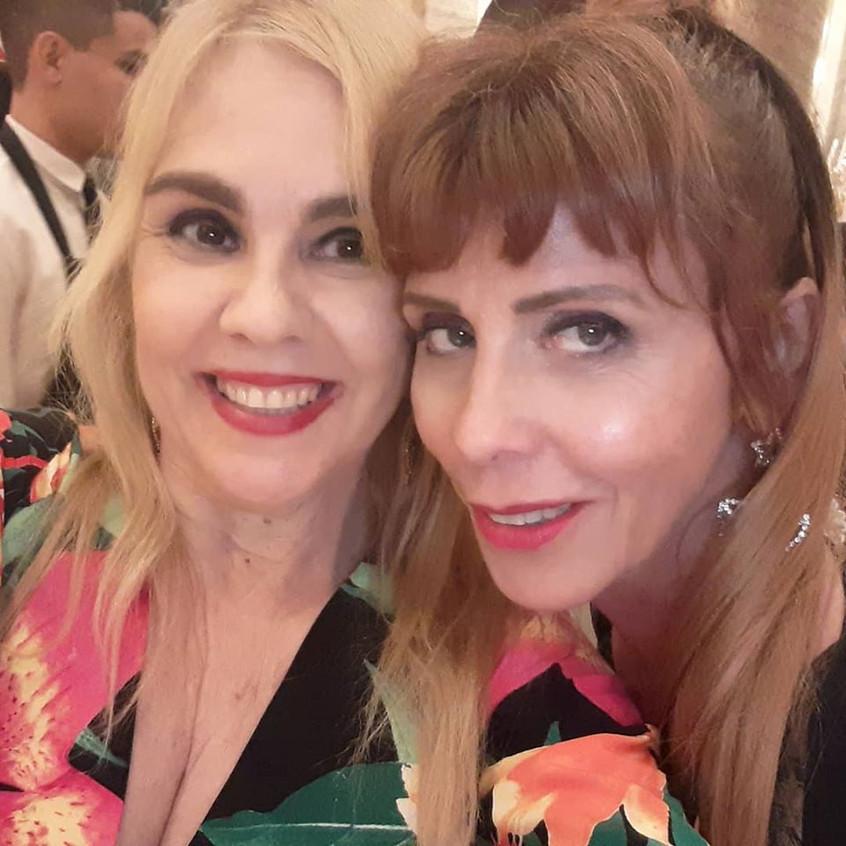 Marisa Araujo e Marysa Alfaia
