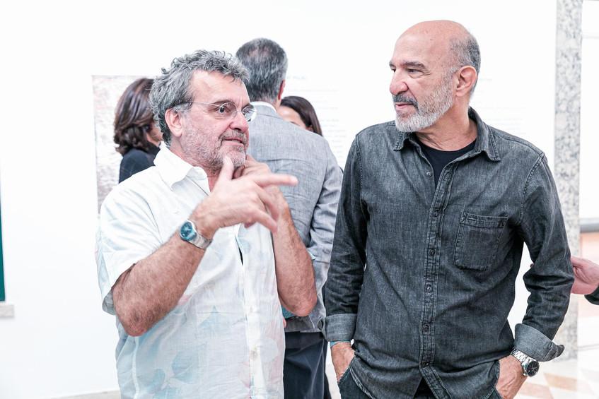 Antonio Mendel e Hilal Sami Hilal_1T2A00