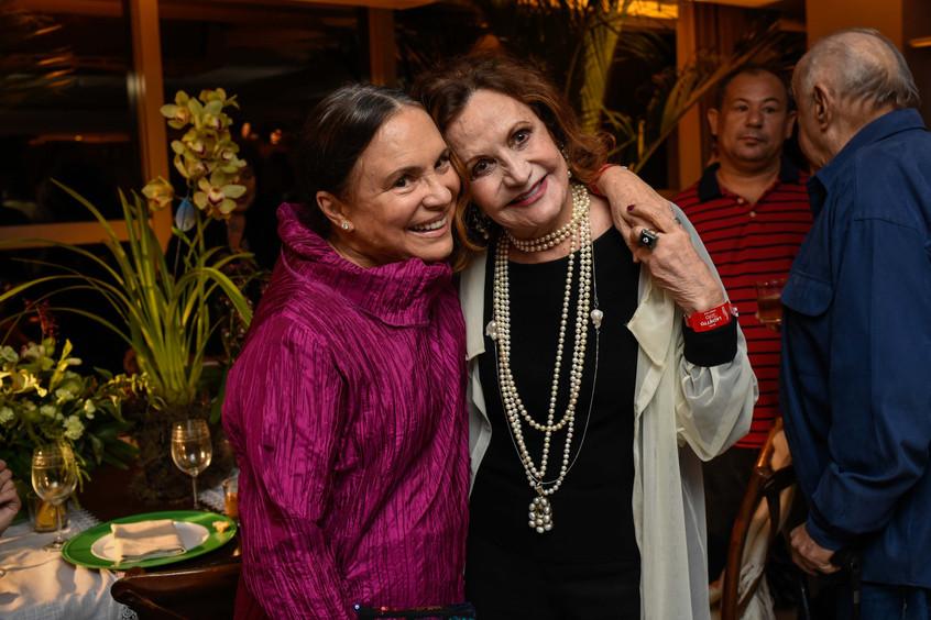 Regina Duarte e Rosamaria Murtinho