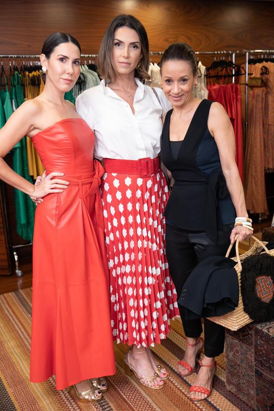 Nathalia Fontenelle, Carol Sobral e Ales