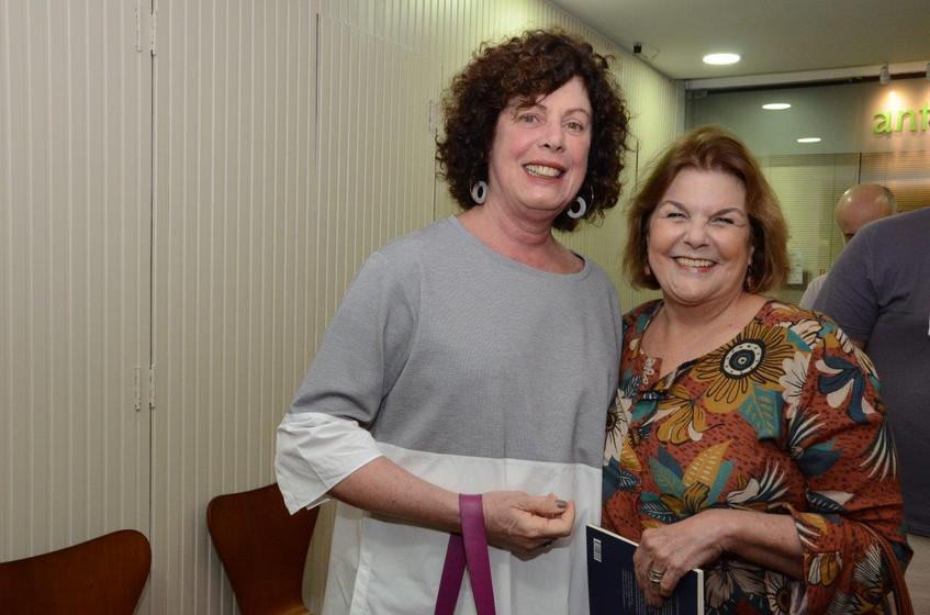 Lygia Marina e Anna Maria Ramalho