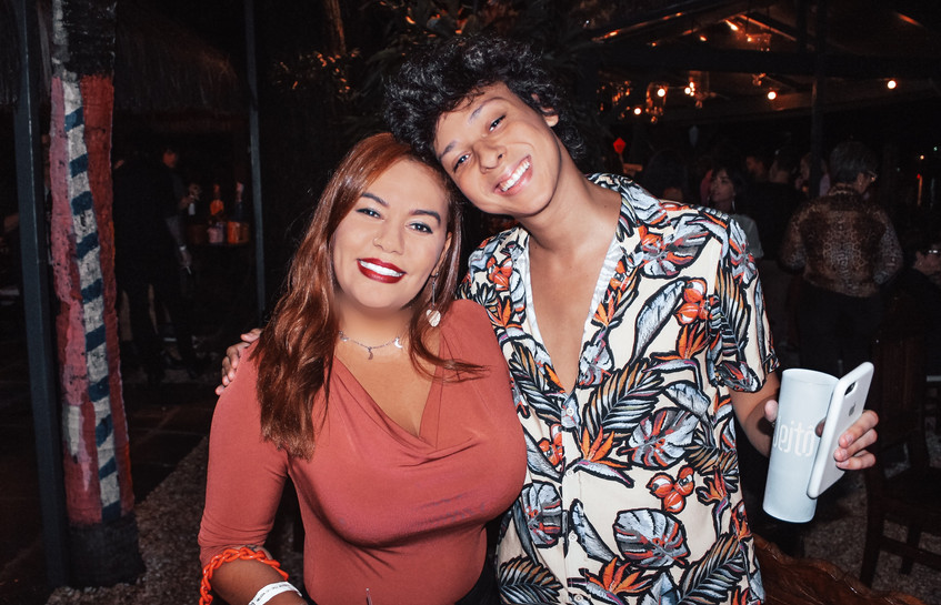 Influencers Marcelle e Victor Meyniel_