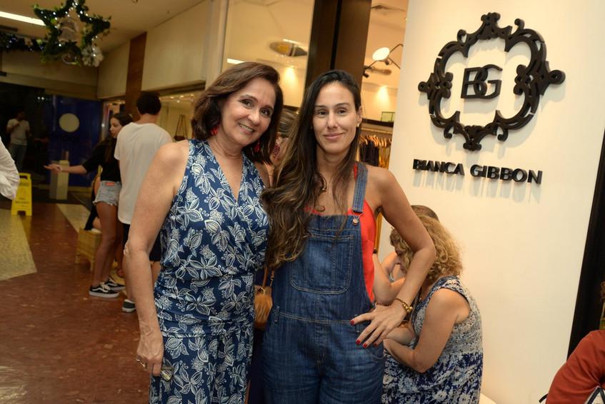 Ana Andreazza e Bruna Barros