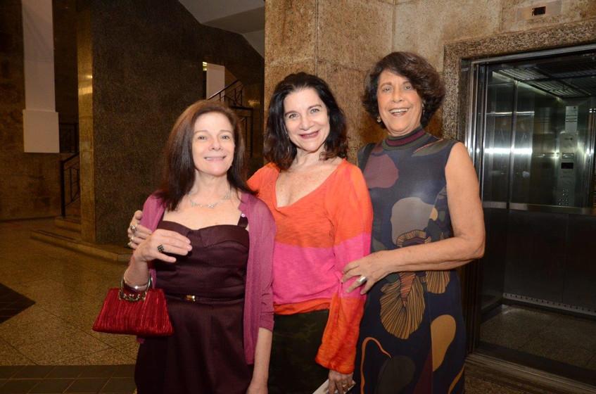 Tessy Callado, Viviane Kikoler e Eliane