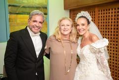 Enzo Rivera , nossa grande amiga Gabriela Icasa e Adriana de Rivera