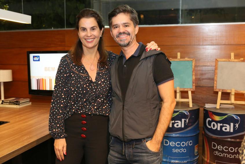 LEILA BITTENCOURT e Ricardo Melo  6829