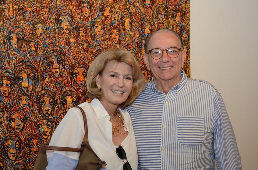 Leila e Claudio Bittencourt