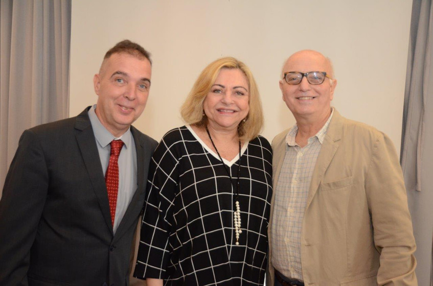Bayard Boiteux, Bernardete Simonelli e A