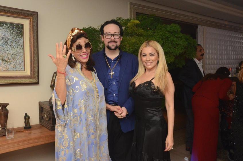 Narcisa Tamborindeguy, Diego Cosac e Ari