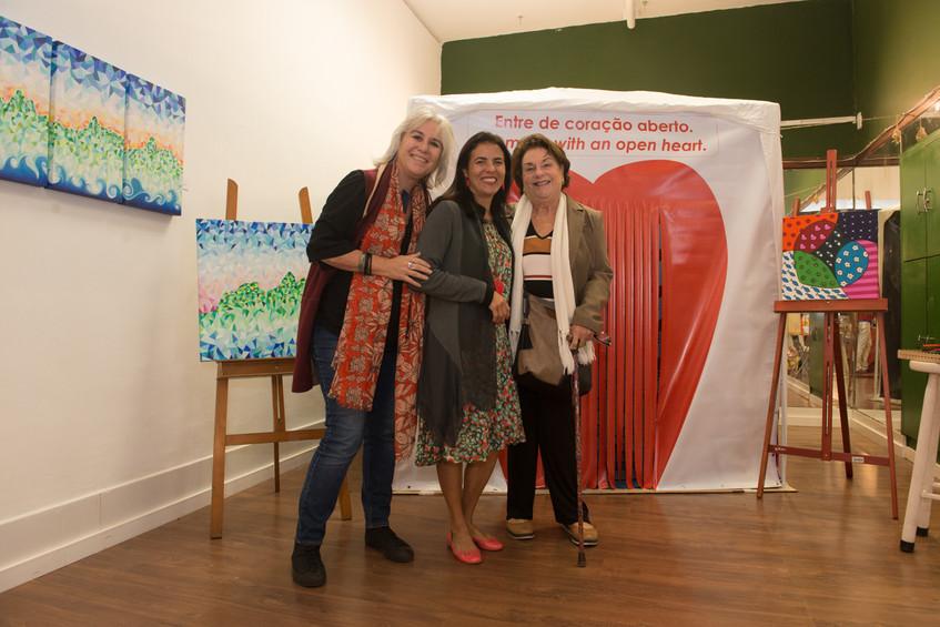 Tuca Trancoso, Claudia Fulchignoni, Ana