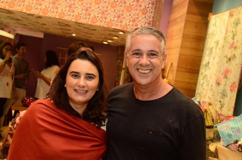 Julienne Domingues, Luiz Alberto Mossman