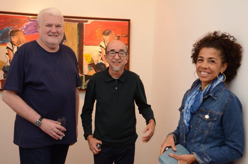 John Nicholson, Joaquim Ferreira dos San