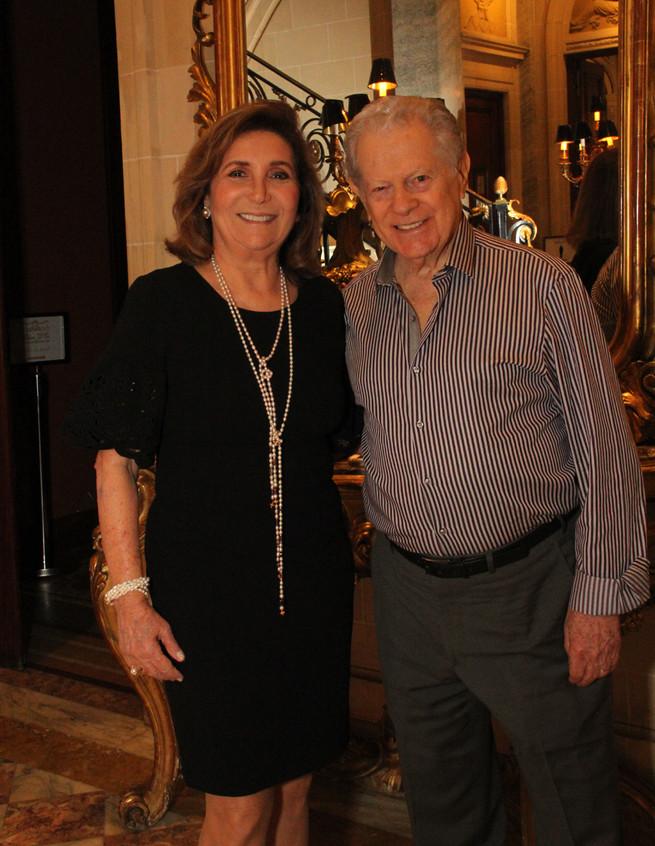 Ruth e Arnaldo Niskier