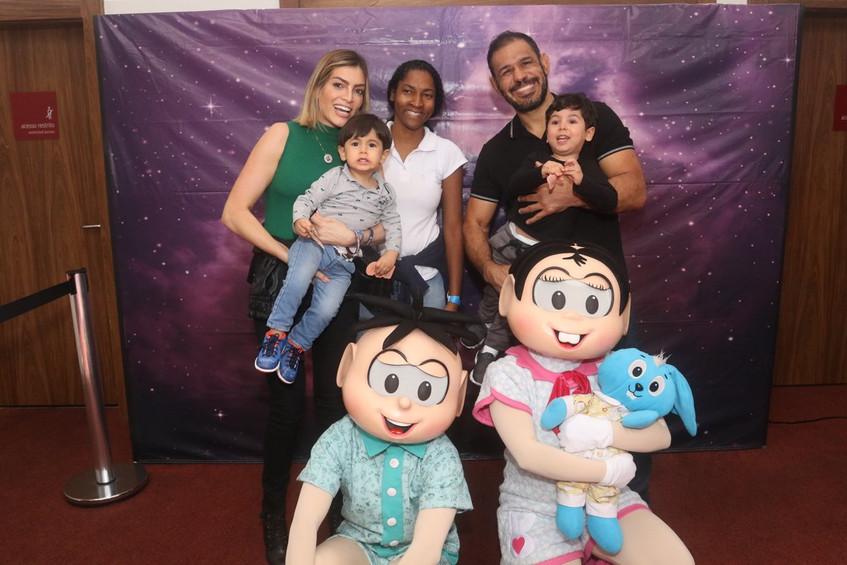 Rogerio Minotouro e Familia 8840