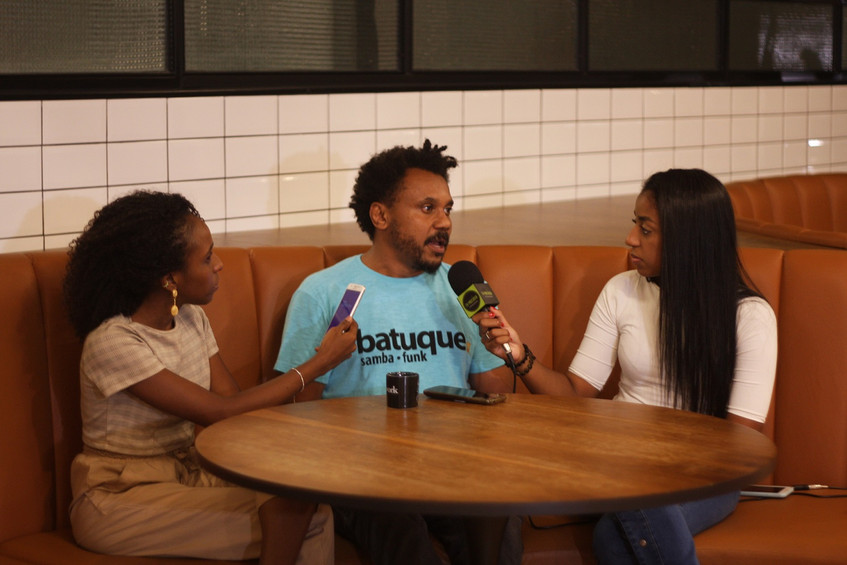 Marcelo Santos - em entrevista