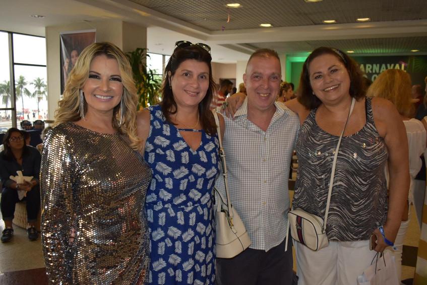Viviane Fernandes, Ana Cristina Rosado,