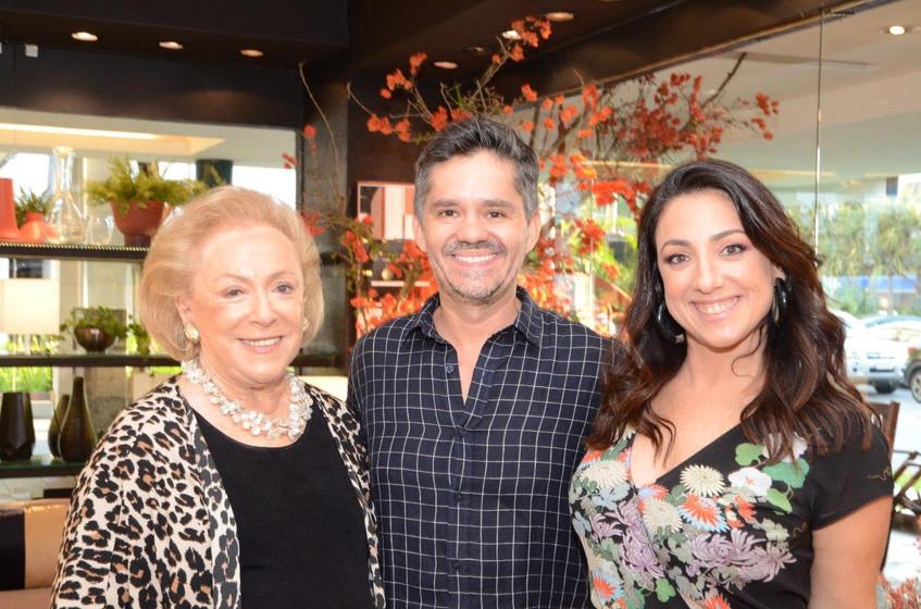 Rosa e Monica Kochen cercando Ricardo Me