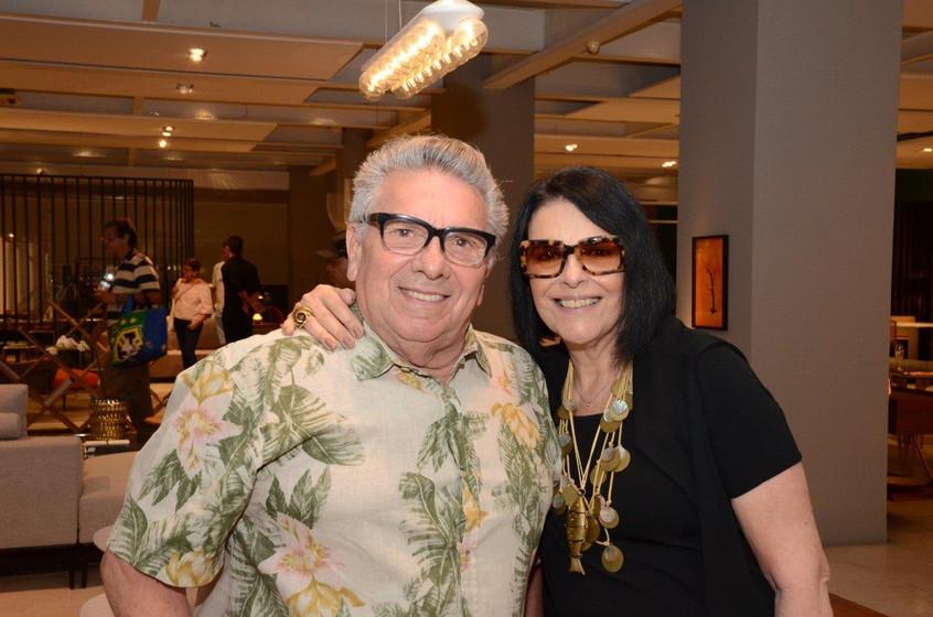 Raul Barbosa e Carla Robertio - Novo Amb