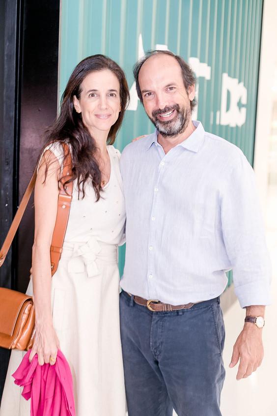 Camila Jereissati e Goncalo Cunha Ferrei