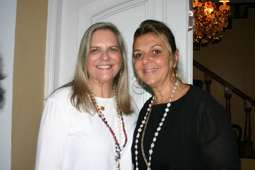 Maninha Barbosa e Leila Regina