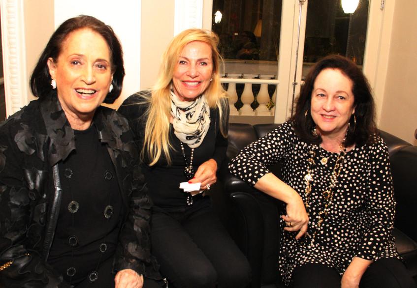 Belita Tamoyo, Silvia Miranda e Beth Ser