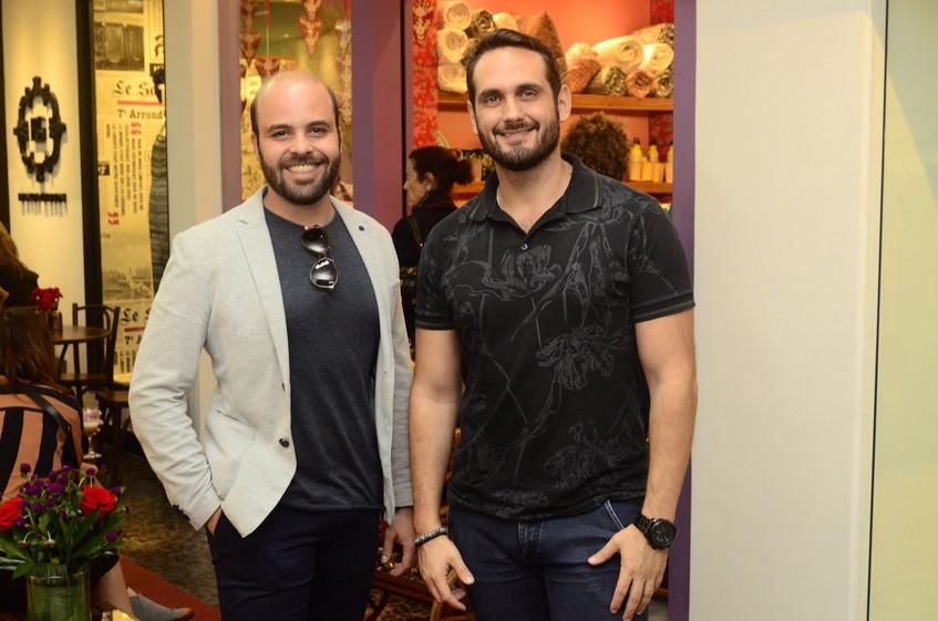 Leandro Neves e Jorge Vasconcelos (2)