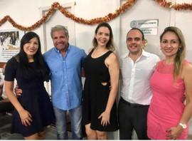 Karen Vasquez, Enzo Rivera, Nathalia Dobal, Antonio Pablo Pitanguy e Pilar Ardila