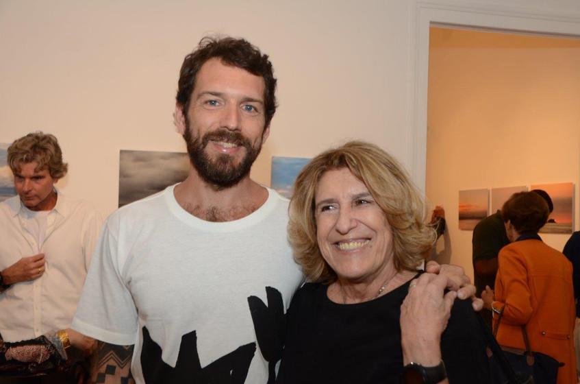 Antonio_Bokel_e_sua_mãe_Sonia_Ribeiro_de