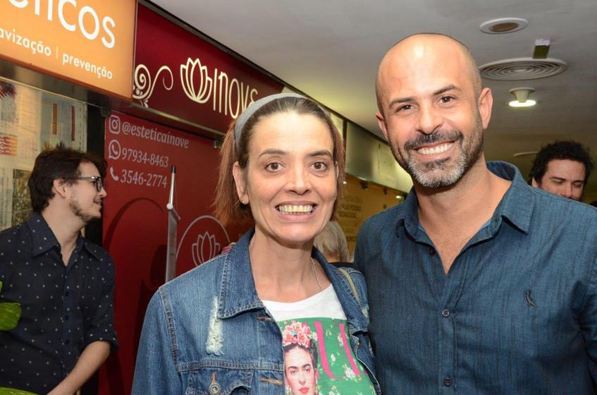 Gabriela de Chevalier e Ricardo Portilho