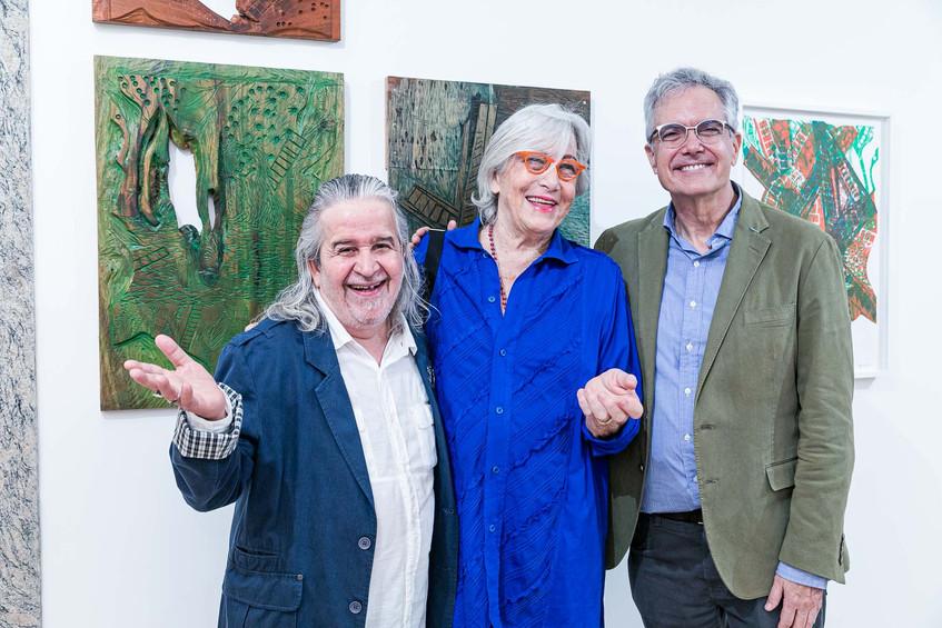 Joel Coelho, Maria Bonomi Lauro Cavalcan