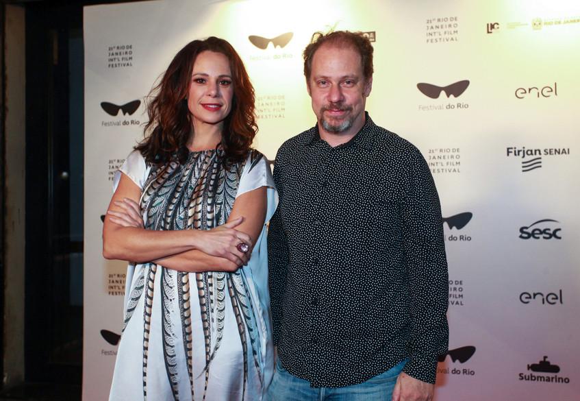 Vanessa Gerbelli e Bruce Gomlevsky