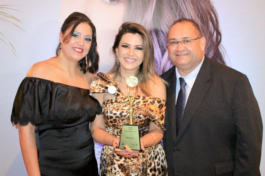 Premiação Projeção Internacional & Êxito