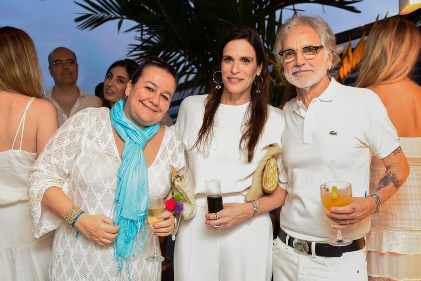 Adriana Stieger, Mika chermont e Raul ma
