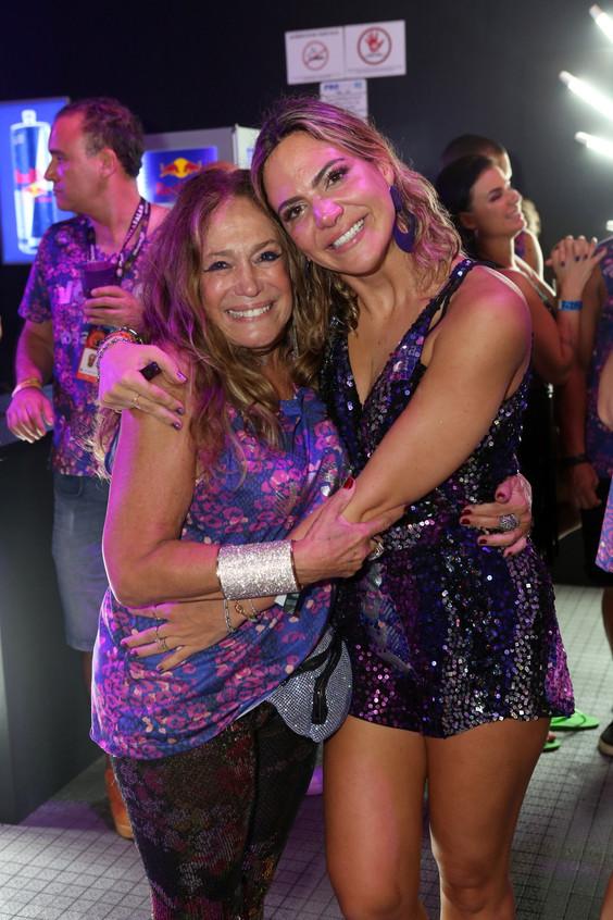 Suzana Vieira e Carol Sampaio 0193