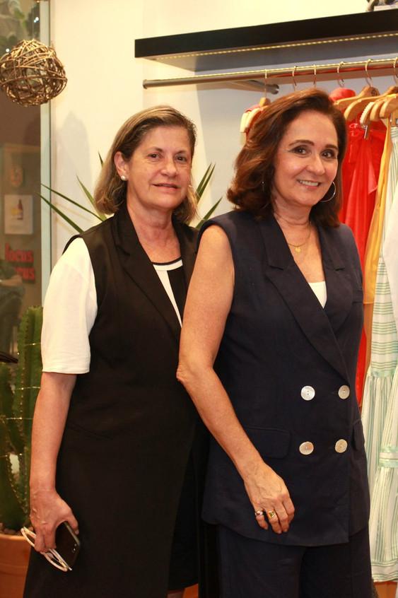 Heloisa Marra e Ana Andreazza