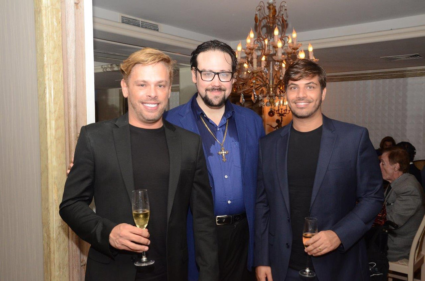 Bruno Chateaubriand, Diego Cosac e Diogo
