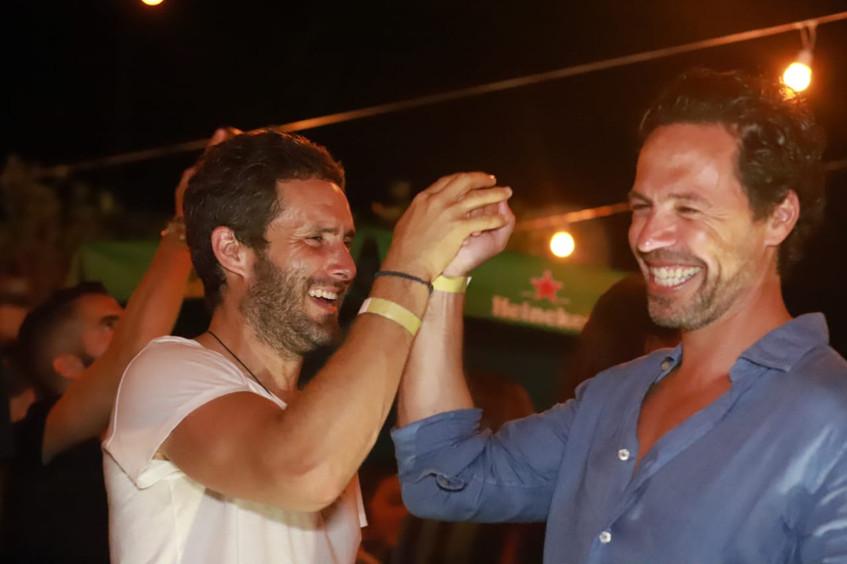 12-Mark Scheinberg & Ilan Kaplan