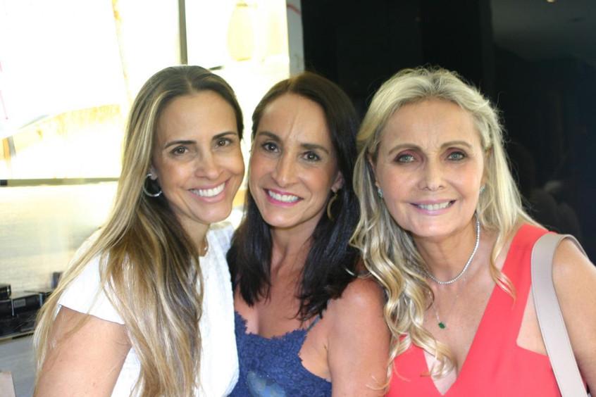 Claudia Dutra, Regina PeiXoto e Eris