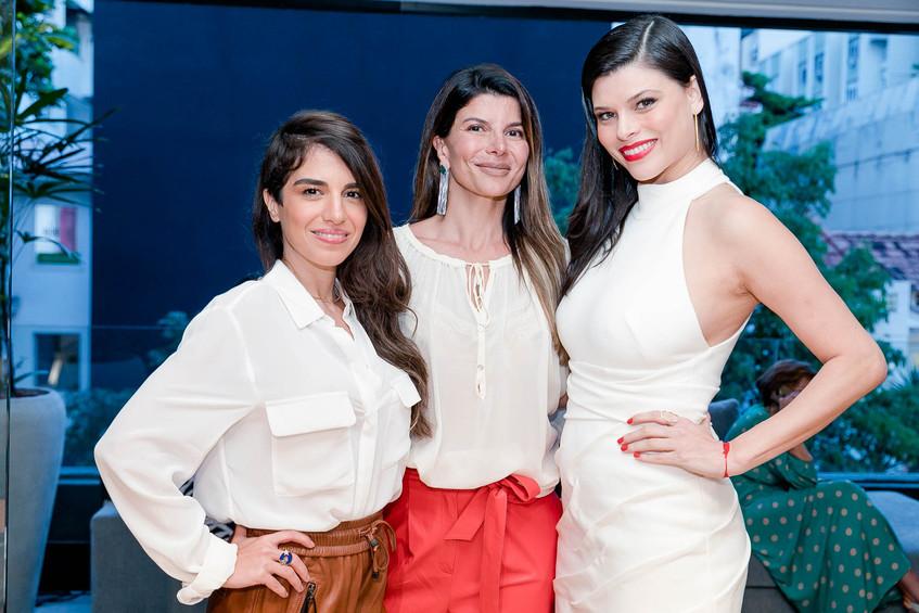Maina Mello Claudia Jatahy e Michele Pin