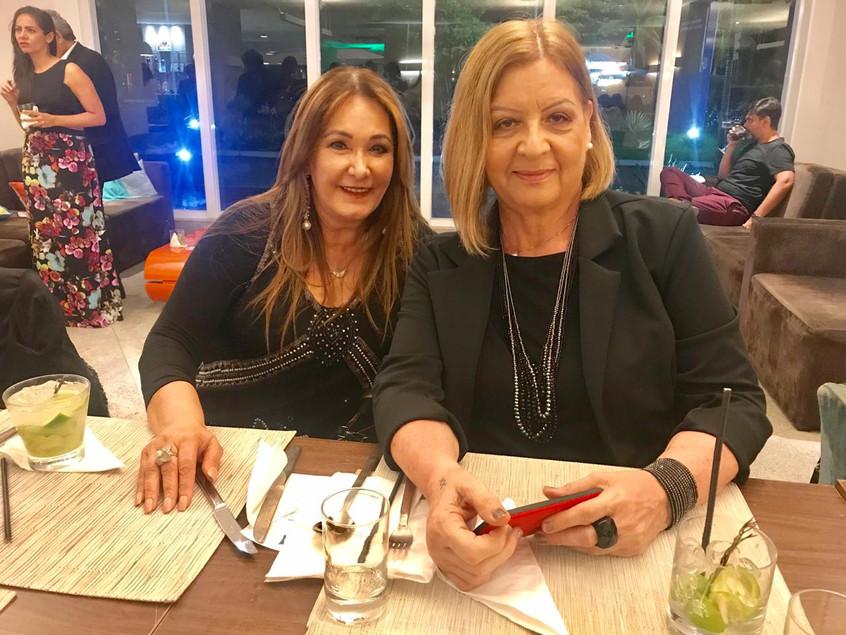 Cerise e Marta Portugal