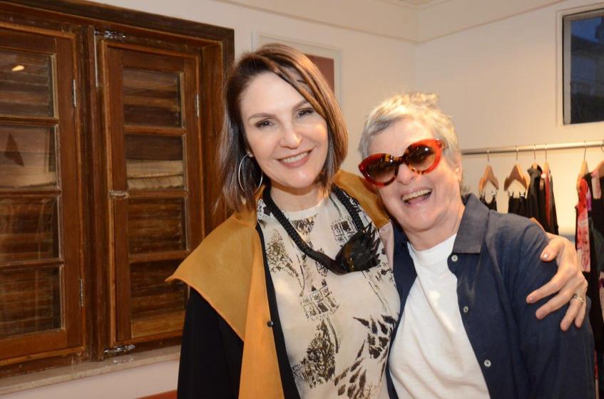 Toia Lemann e Eva Mariani