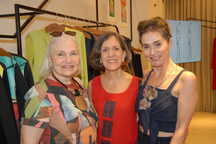 Martha Lopes Pontes, Helena Rocha e Cris
